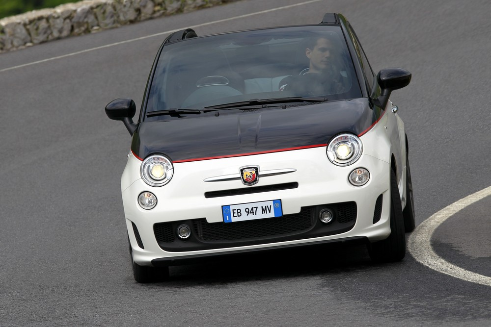 Abart 500C (FIAT) — abarth 500 torque traction control